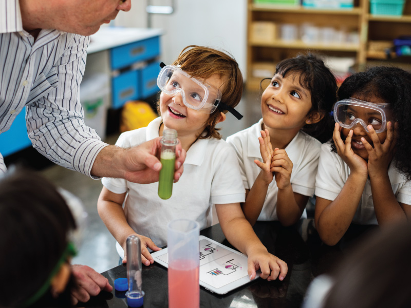 Randfontein Primary Science