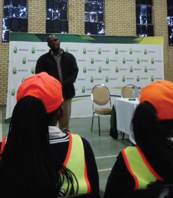 Scholar Patrol Attends Public Safety Programme