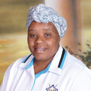 Randfontein Primary Staff - Ms. N. Cossa